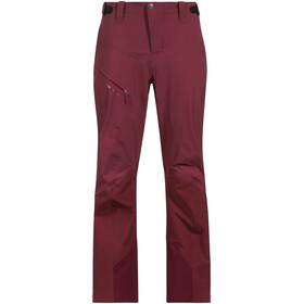 Bergans W's Slingsby 3L Pants Bordeaux